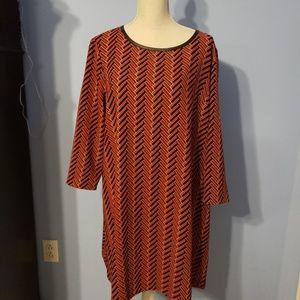Beige by Eci Womens Dress